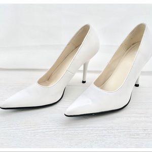 Shiekh White heels